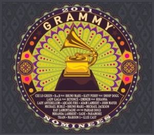 Adam Lambert Included on 2011 Grammy CD!!