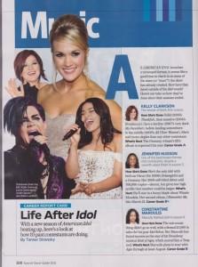 Adam Lambert Gets a Career Report Card from Entertainment Weekly
