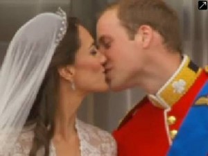Did you feel let down by the royal kiss?