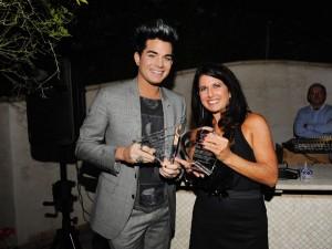 Adam and Leila Lambert Honored by PFLAG