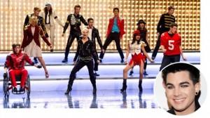 Will Adam Lambert Get a Glee Slushee?