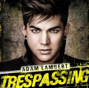 Adam Lambert Tweet Releases His New Album Cover!