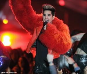 Diva Adam Lambert – The Host With the Most!