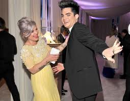 Adam Lambert Shakes His Hips with Kelly Osbourne!