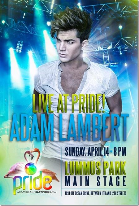 Miami Pride Poster