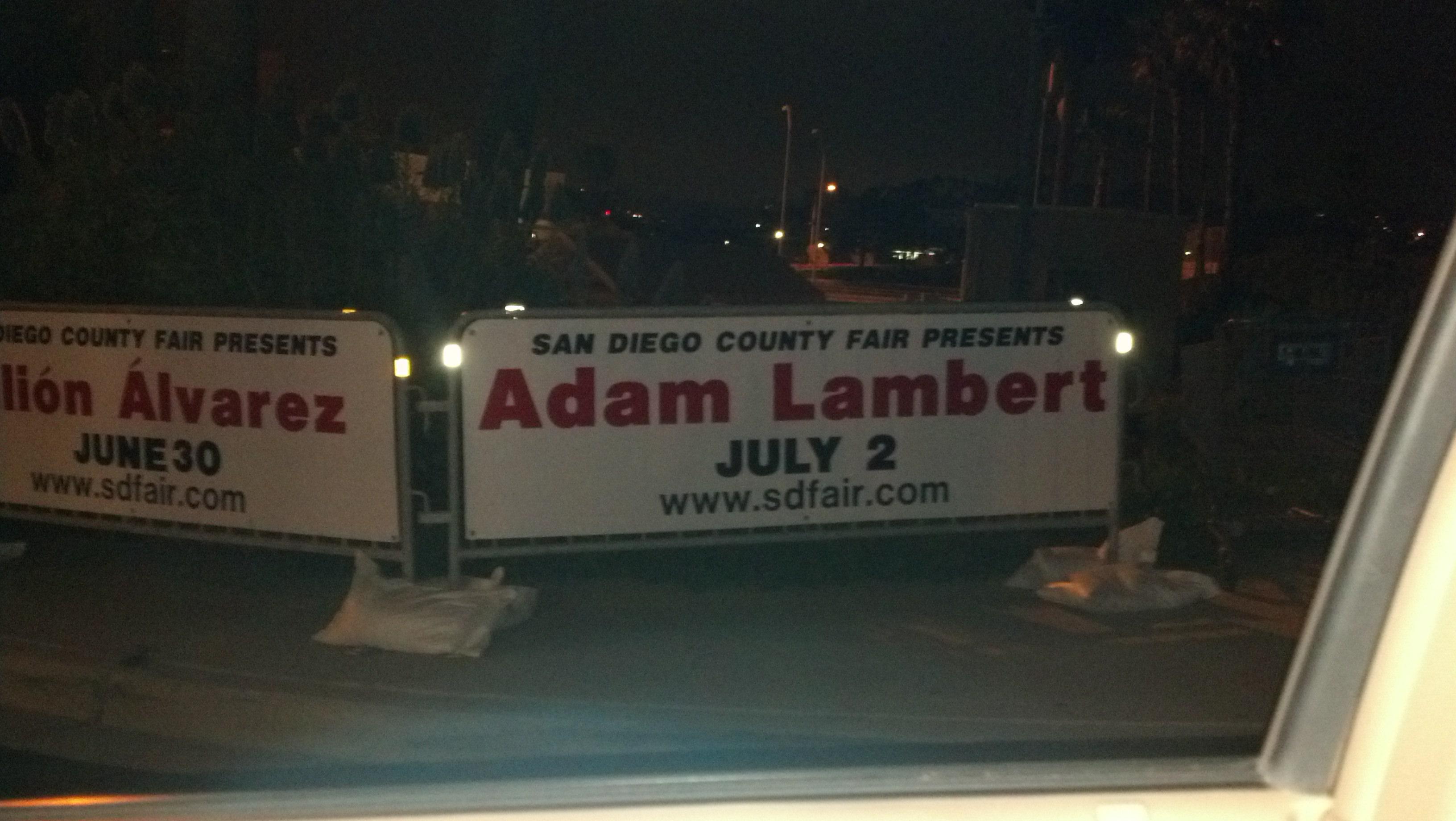 Adam fair banner 3