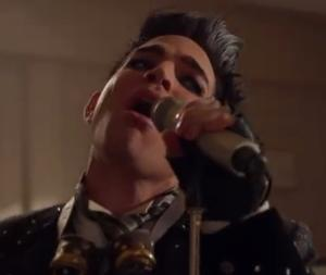 Adam Lambert Returns to Billboard Charts with GLEE's Lady Gaga Cover