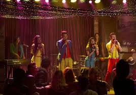 Glee Into the Groove