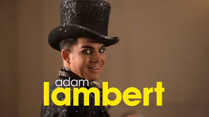 Adam Lambert Gives a Preview of GLEE Role!