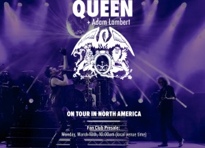 Adam Lambert joining Queen for a summer tour!!!