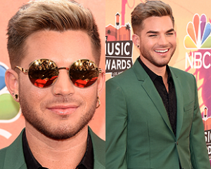 Adam Lambert Shines at iHeart Music Awards
