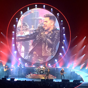 Fantastic Queen + Adam Lambert Review!