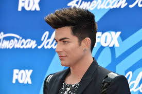 American Idol logo with Adam