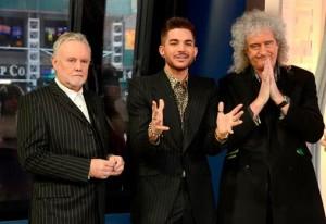 Brian May Gives Thanks for Adam Lambert