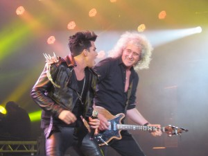 Brian May Gives Adam Lambert a Whole Lotta Love!
