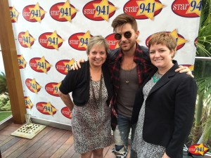 Adam Lambert Sends a Special Message to You From the STAR 94.1 Meet 'n Greet!