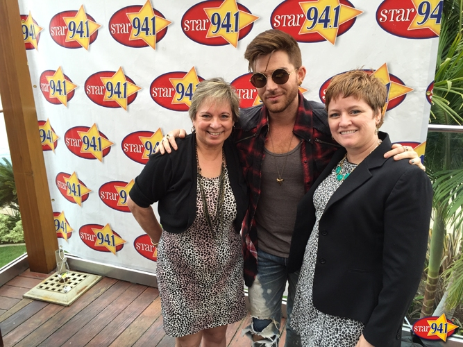 HH - Carol, Adam, Lila - from Star 94.1