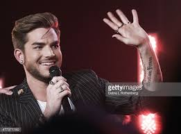 Adam Lambert Performs Songs From The Original High at iHeart Theater!