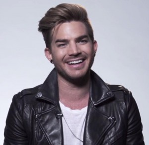 Catching Up with Adam Lambert!