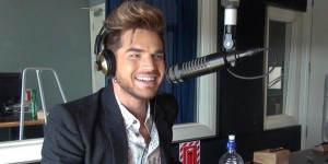 Hey Now! Let's Check In With Adam Lambert and His Down-Under Promotions!