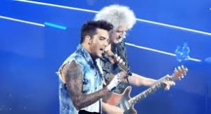 Queen Rocks Ghost Town with Adam Lambert!