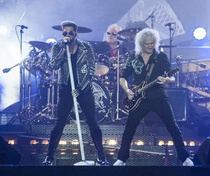 Domino's Delivered: Queen + Adam Lambert Get Stunning Reviews Closing the Isle of Wight Festival
