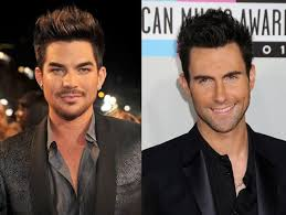 Adam Lambert – Adam Levine: Can You Tell Them Apart?