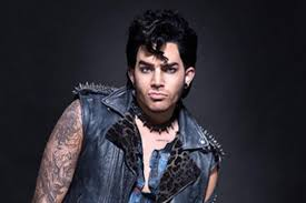 Preview of Adam Lambert's Eddie in Rocky Horror Picture Show!