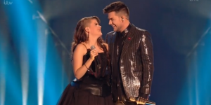 Adam Lambert Duets Bohemian  Rhapsody on X Factor: UK