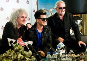 Adam Lambert – About to Jump on the Tightrope Again!
