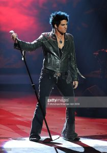 Idol Backtrack: Top 4 Rock Week or Adam Lambert – Where He Belongs!!