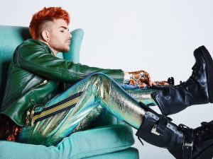 Adam Lambert Releases a New Attitude Song – Two Fux – And It's Coming On Strong!!