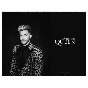 Tea With the Queen – Full Interview with Adam Lambert