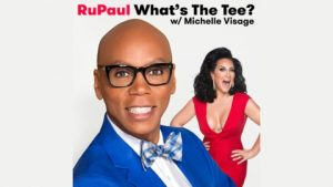 Adam Lambert Stirs It Up With RuPaul On What's The Tee?