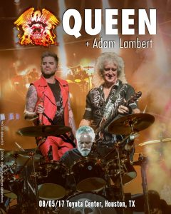 Surprise Encore Addition to Queen+Adam Lambert's Final North American Gig!