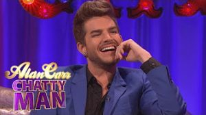 Adam Lambert – In the Pink for Christmas on Chatty Man