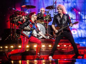 Will Queen + Adam Lambert Start a Residency in Las Vegas??