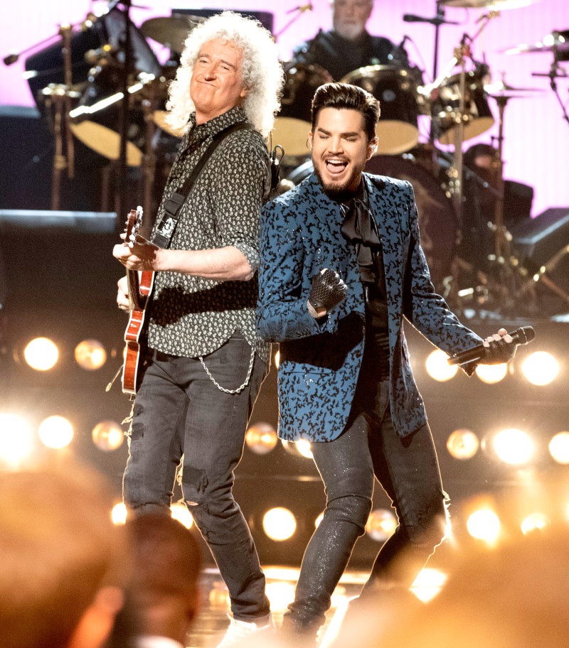 Queen Adam Lambert Slay The Oscars